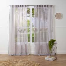 tab top sheer curtains at spotlight beautify your room