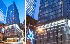 100 Greenwich Street Project Courtyard Marriott Downtown Manhattan CMD