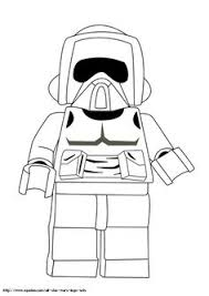 LEGO Star Wars Printable Coloring Pages Lego