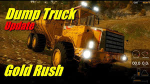 Gold Rush: The Game - Dump Truck (Update) - YouTube Intertional 4300 Dump Truck Video Game Angle Youtube Gold Rush The Conveyors Loader Simulator Android Apps On Google Play A Dump Truck To The Urals For Spintires 2014 Hill Sim 2 F650 Mod Farming 17 Update Birthday Celebration Powerbar Giveaway Winners Driver 3d L V001 Spin Tires Download Game Mods Ets