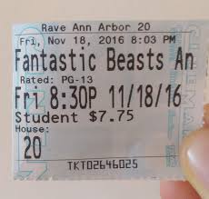 REVIEW: Fantastic Beasts And Where To Find Them – [art]seen Recent Coent Page 6 University Unions Pierpont Commons Recreational Sports And Cv Elizabeth Goodenough The Great Rush Of Michigan Heritage Museum Art Grad Fair Winter Comcement Go Blue Bucks Parents Families Medicine Maps Floor Plans Conference Event Services