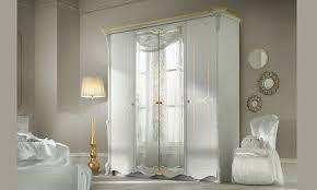 kleiderschrank schlafzimmer schrank drehtüren spiegel