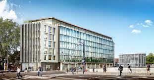 credit agricole centre siege social archi tech cabinet d architecture basé à besançon doubs