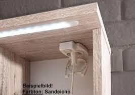 splash spiegelschrank inkl led beleuchtung weiß