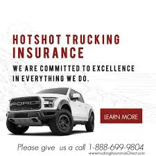100 Hot Shot Trucking Insurance Direct Insur Twitter