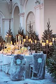 Winterberry Christmas Tree Farm Pa by Stunning Winter Wedding Centerpieces Winter Weddings Glamour