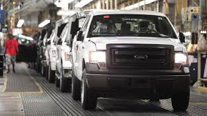 Ford To 'attack' Costs, Shift Focus To SUVs, Trucks, Electric Cars ...