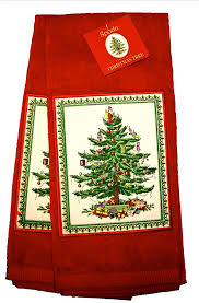 Spode Christmas Tree Mugs by Christmas Trees Kitchen Towels Christmas Wikii