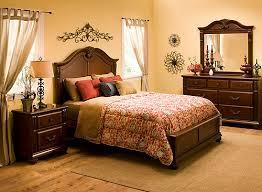 Ashbury 4 pc Queen Bedroom Set Cherry