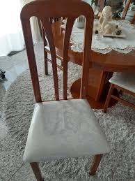 esszimmer mit stühle