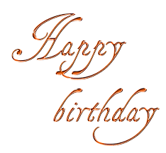 Free illustration Happy Birthday Lettering Font Free Image on