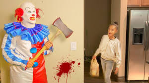 Halloween Scare Pranks Gone Wrong by Clown Sighting Archives Creepyclips Com