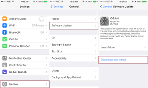 How to Install iOS 8