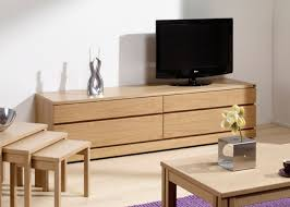 skovby sm87 tv cabinet in light oak finish 1 midfurn furniture