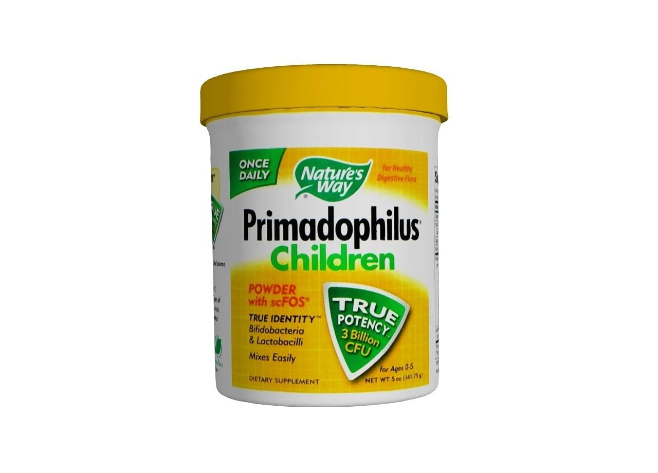 Nature's Way Primadophilus for Children Dietary Supplement - 150ml