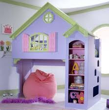 Playhouse Loft Bed Stuff My Kids Would Flip Over