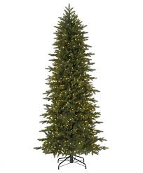 9 Ft Flocked Pencil Christmas Tree by Decor Christmas Season Beautify Your Home With 9ft Christmas Tree