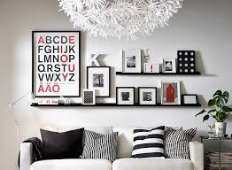mit bilderrahmen dekorieren ideen und tipps schöner wohnen