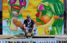 dtox davies hosts graffiti tours in deep ellum dallas observer