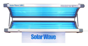 Solar Storm Tanning Bed by Solar Wave 16 Lamp Home Tanning Beds Residential Tanning Beds