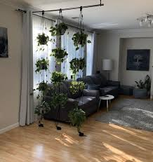 adjustable plant holder plants display room