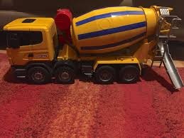 Best Bruder - Metal Working Cement Mixer - Like New For Sale In ... Concrete Mixer Toy Truck Ozinga Store Bruder Mx 5000 Heavy Duty Cement Missing Parts Truck Cstruction Company Mixer Mercedes Benz Bruder Scania Rseries 116 Scale 03554 New 1836114101 Man Tga City Hobbies And Toys 3554 Commercial Garbage Collection Tgs Rear Loading Mack Granite 02814 Kids Play New Ean 4001702037109 Man Tgs Mack 116th Mb Arocs By