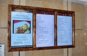 Waikiki Business Plaza Digital Directory