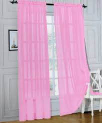 Pink Ruffle Blackout Curtains by Light Pink Curtains U2013 Aeui Us