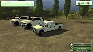 100 Dodge Trucks 2013 Farming Simulator American 3500 And More YouTube