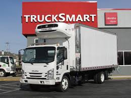 100 20 Ft Truck 16 ISUZU NRR FT REEFER TRUCK FOR SALE 607252