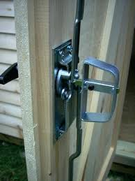 storage shed locking door handles shed door locks homebase shed