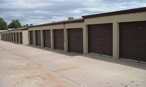 Storage Units At Masters Facility In Denver Co