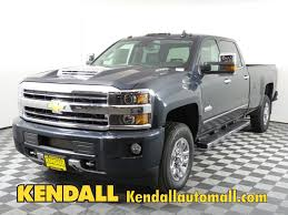New 2018 Chevrolet Silverado 3500HD High Country 4WD In Nampa ...
