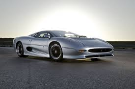 Why The Jaguar XJ220 Is The Best Looking Car Ever