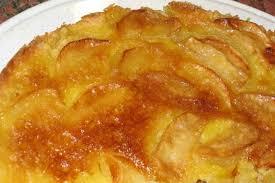 recette dessert aux pommes recette de gâteau aux pommes caramélisées la recette facile