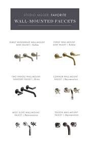 Danze Opulence Bathroom Faucet by Best 25 Wall Mount Bathroom Faucet Ideas On Pinterest Wall