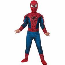 Halloween 2014 Memoirs Of A by Spider Man 2 Child Halloween Costume Walmart Com
