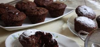vegane schokomuffins rezept ohne ei butter und milch