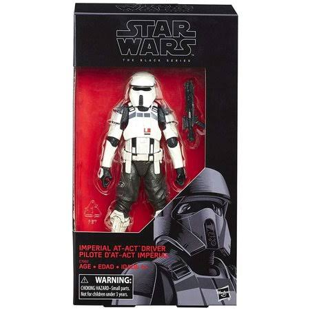 Star Wars Black Series Imperial At-Act Driver Action Figure