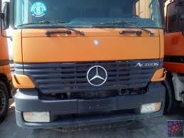 USED MERCEDES GARBAGE TRUCK FOR SALE IN DUBAI | Commercial Trucks ...