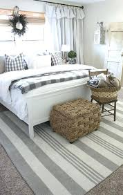 Farmhouse Style Bedroom Gorgeous Lighting