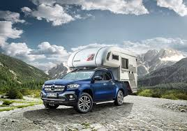 Mercedes-Benz X-class Pick-up Camper Van: Pictures, Specs, Prices ...