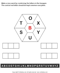 Make A Word Out these Letters Generator
