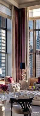 Penthouse Living NYC Modern Room Feminine Bedroom Ideas Decor