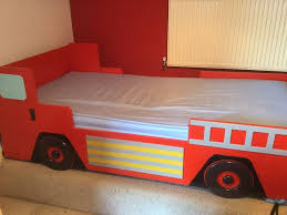 Children's Single Fire Engine Beds | In Preston, Devon | Gumtree Plastiko Fire Truck Toddler Bunk Bed Wayfair Twin Bedding Designs Home Extendobed 21 Awesome Room For A Little Boy The Design Firetruck Diy Bed Mommy Times Freddy Engine Single Amart Fniture Fire Truck Kids Build Youtube My Son Wants To Be Refighter So I Built Him Firetruck Bed Beds For Toddlers Best Of And Bath Ideas Hash Kids Ytbutchvercom Facebook