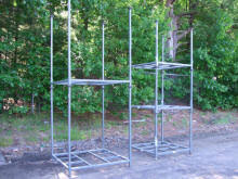 Used Vidmar Cabinets California by Warehouse Rack Material Handling Equipment Used Pallet Rack