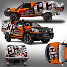 100 Truck Designer Wrap Design By Analla Design Designinspiration Wrapdesign