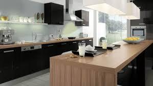 amenager une cuisine en longueur idée aménagement cuisine longueur