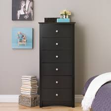 Cheap Black Dresser Drawers by Tall Bedroom Dressers Best Home Design Ideas Stylesyllabus Us