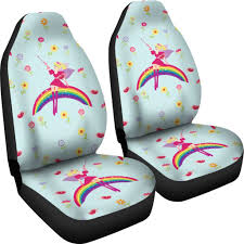 Fairy With Rainbow Print Pattern Universal Fit Car Seat Covers Chair Covers For Weddings Revolution Fairy Angels Childrens Parties 160gsm White Stretch Spandex Banquet Cover With Foot Pockets The Merchant Hotel Wedding Steel Faux Silk Linens Ivory Wedddrapingtrimcastlehotelco Meathireland Twinejute Wrapped A Few Times Around The Chair Covers And Amazoncom Fairy 9 Piecesset Tablecloths With Tj Memories Wedding Table Setting Ideas Au Ship Sofa Seater Protector Washable Couch Slipcover Decor Wish Upon Party Ireland